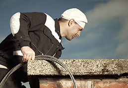 Chimney liners should be inspected and kept clean